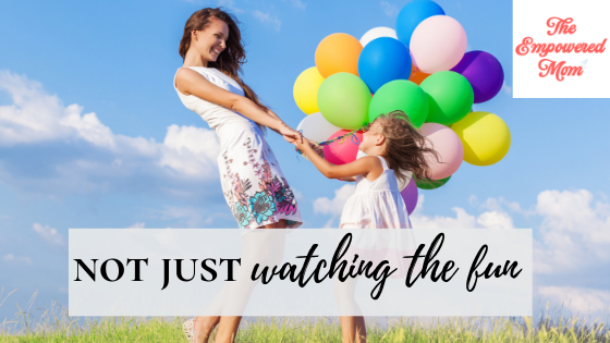 Not Just Watching the Fun {Launch Week Giveaway Day #4}