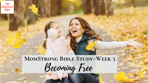 MomStrong: Becoming Free – Week 3