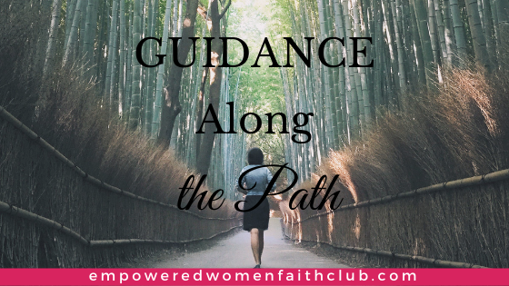 Guidance Along the Path