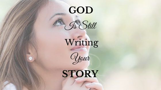 Jesus, My Only Hope – God is Still Writing Your Story